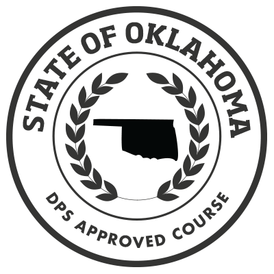 Oklahoma DPS Approved Seal